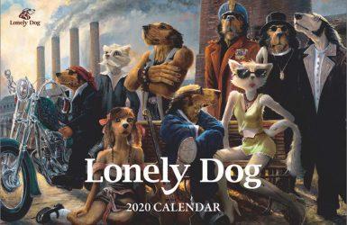 Agnes Lum Calendar 2020 release